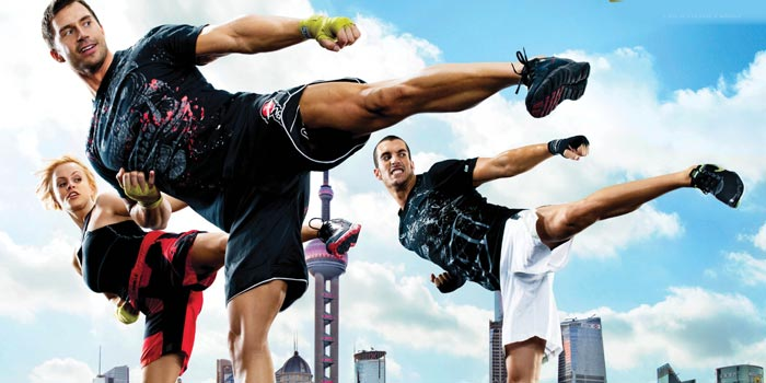 BodyCombat Group Exercise