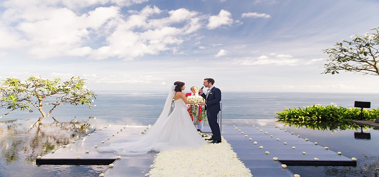 5 Reasons Why You Should Have Your Wedding In Bali